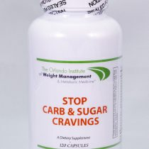 STOP SUGAR & CARB CRAVINGS