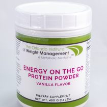 Energy on the Go Protein Powder Vanilla Flavor